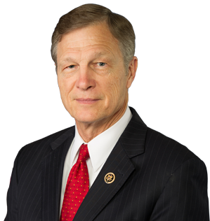 U.S. Representative Brian Babin - Serving Texas' 36th District